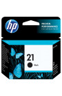 Cartucho HP Original Preto 21